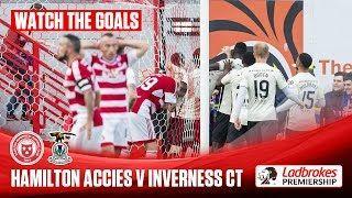 Hamilton Academicals vs Inverness Highlights  https://goo.gl/8Zc3eo