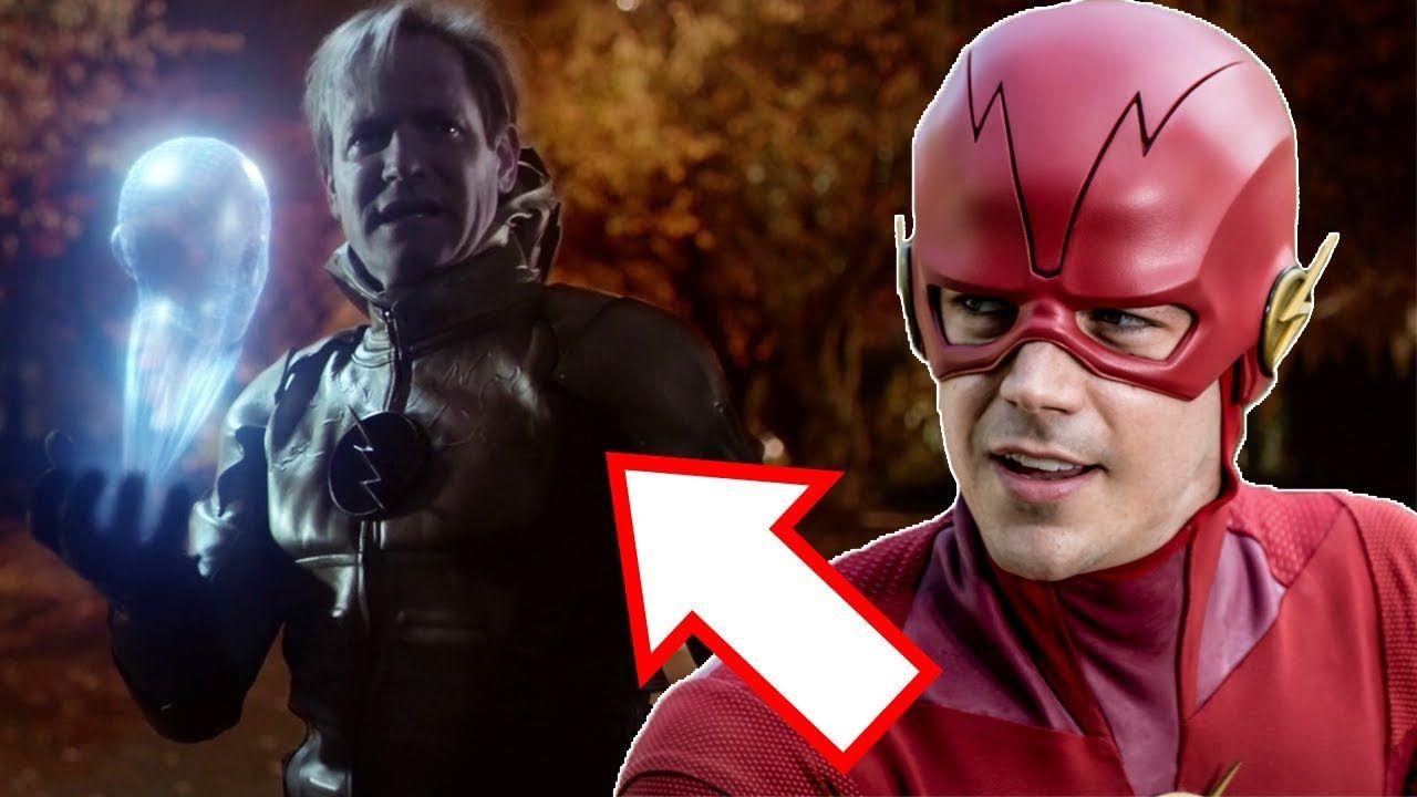 Reverse Flash Returns? Barry & Nora TIME TRAVEL! - The Flash Season