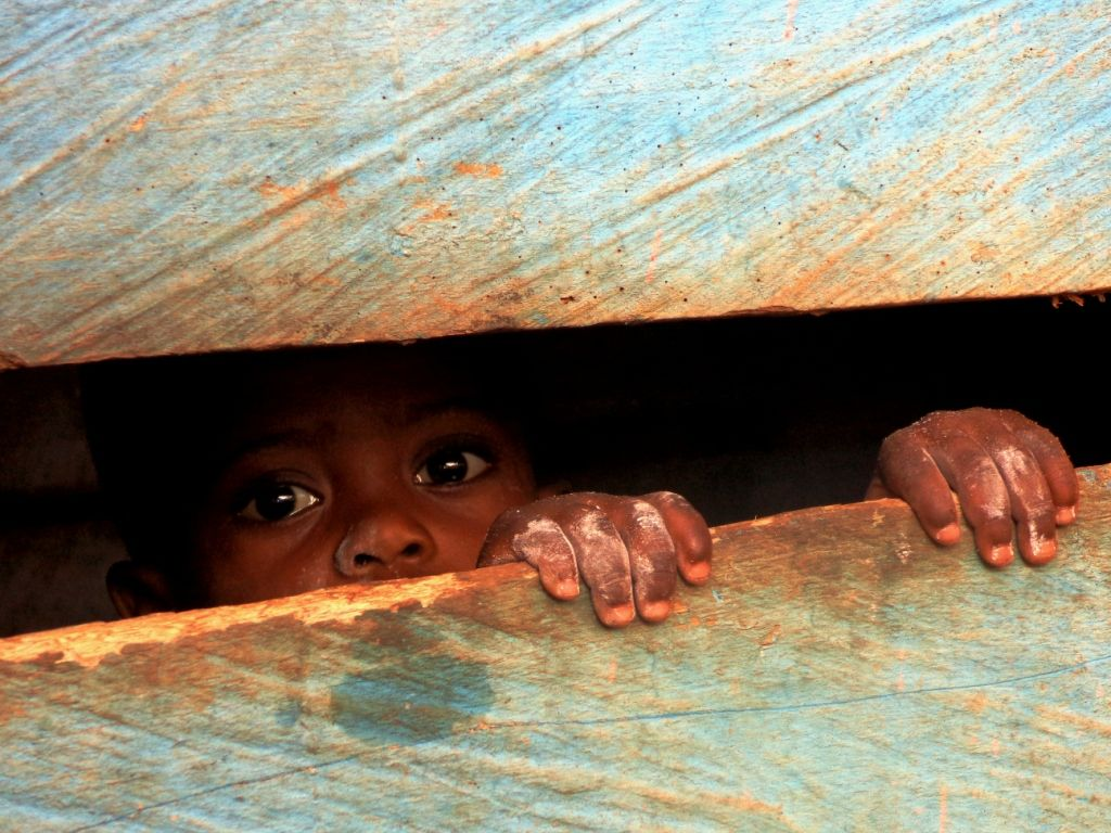 A little boy in Esaase, Ghana I love this picture I took of him! It tells so many stories ...