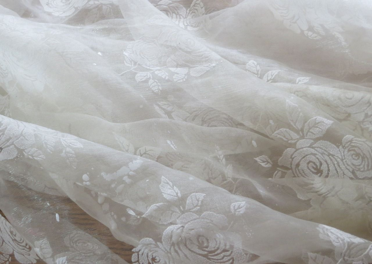 Wedding Dress Fabric Marry D