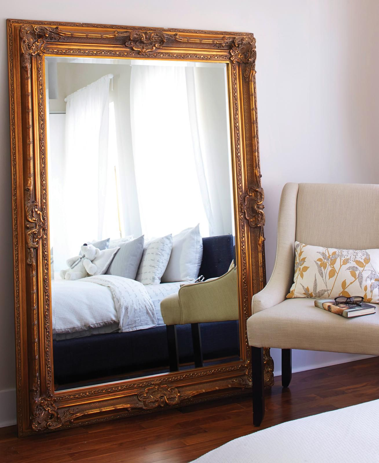 Maison unifamiliale la fibre urbaine m i r o i r m i r o i r pinterest maison for Grand miroir sol
