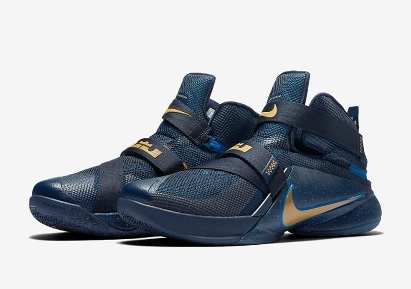 Nike Zoom LeBron Soldier 9 Flyease | Complex