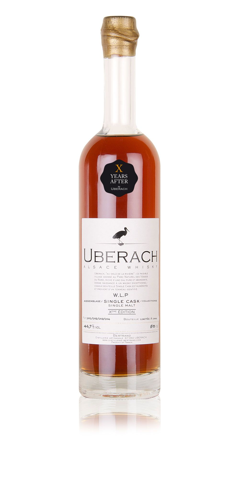 WHISKY UBERACH  |  X Years After Single Cask