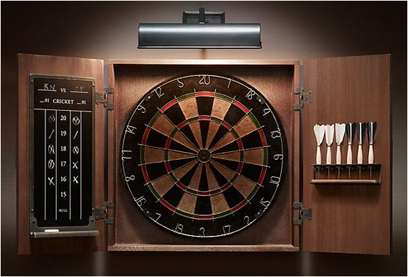 Tournament Dartboard Set Wish List Dart Board Cabinet