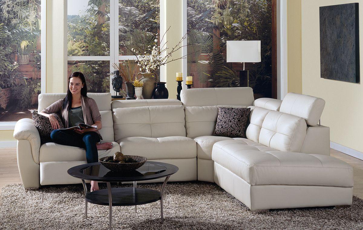Palliser Tikki Leather Sectional Furniture Market Austin Texas