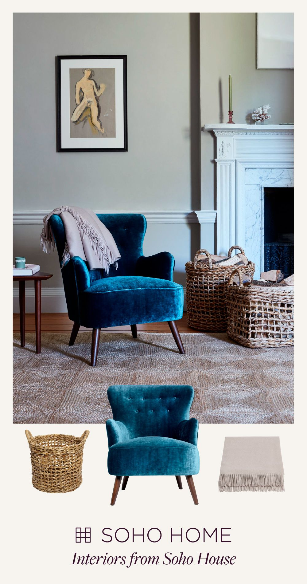 For Statement Chairs Shop Interiors By Soho House Interior Home House Interior