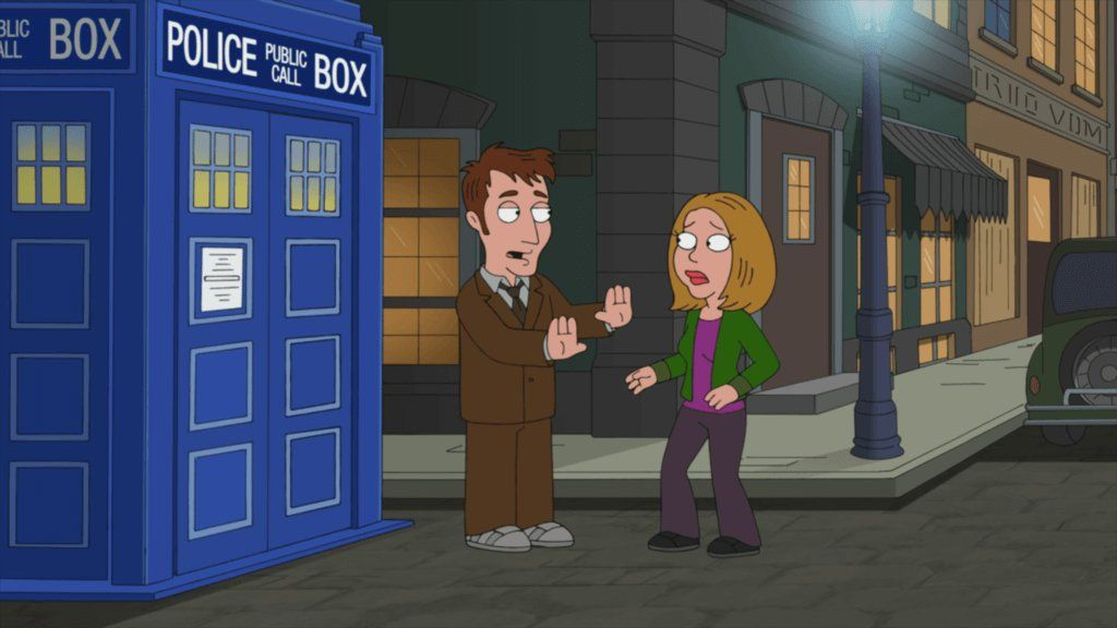 (1) Twitter Tenth doctor