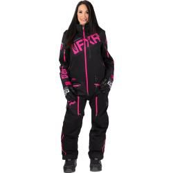 Photo of Fxr Ranger Insulated Damen 1-Teiler Schneemobil Kombi Schwarz Pink M