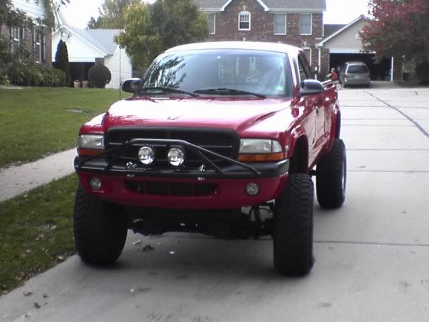 A C D B D A C C A B on 05 Dodge Dakota Body Kits