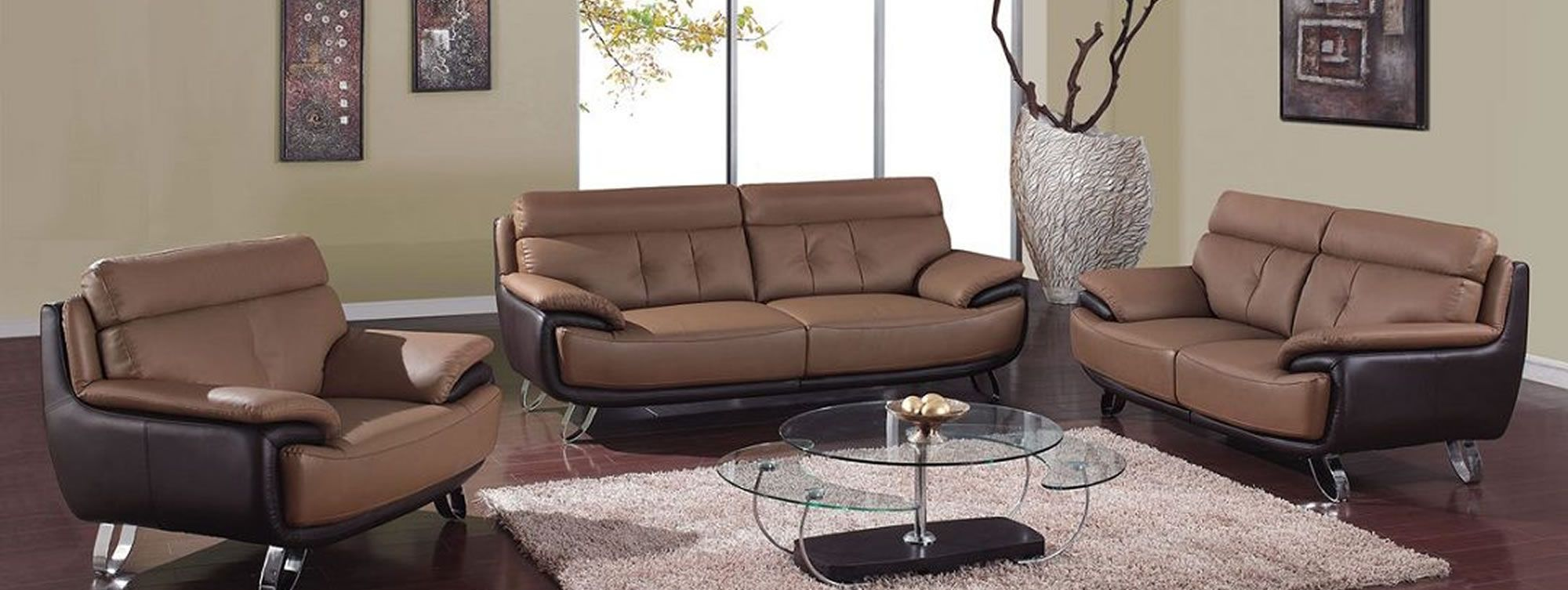 Onlinedealz Leather Living Room Furniture Living Room Sets Furniture Living Room Leather [ 753 x 2000 Pixel ]