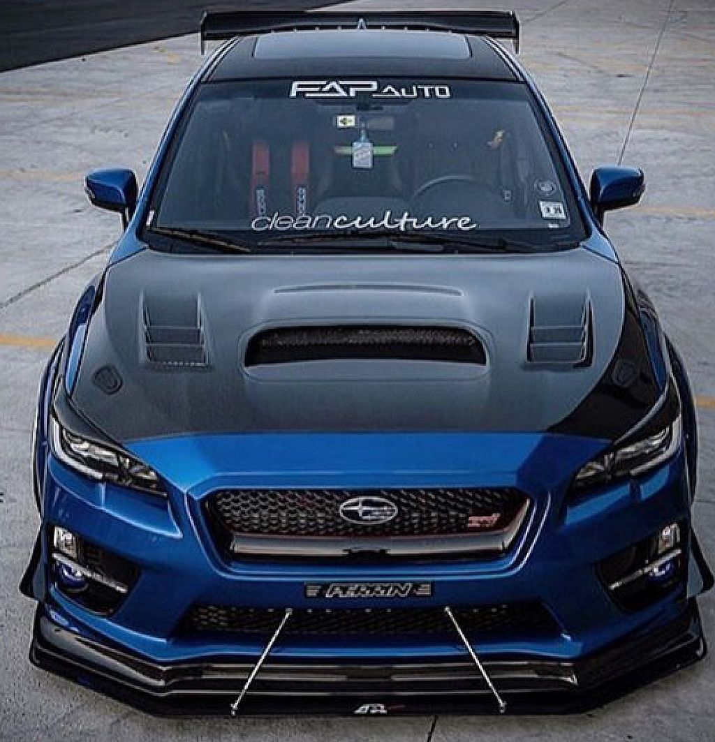 Subaru Wrx Sti Cool Pictures For Those Who Like Cars