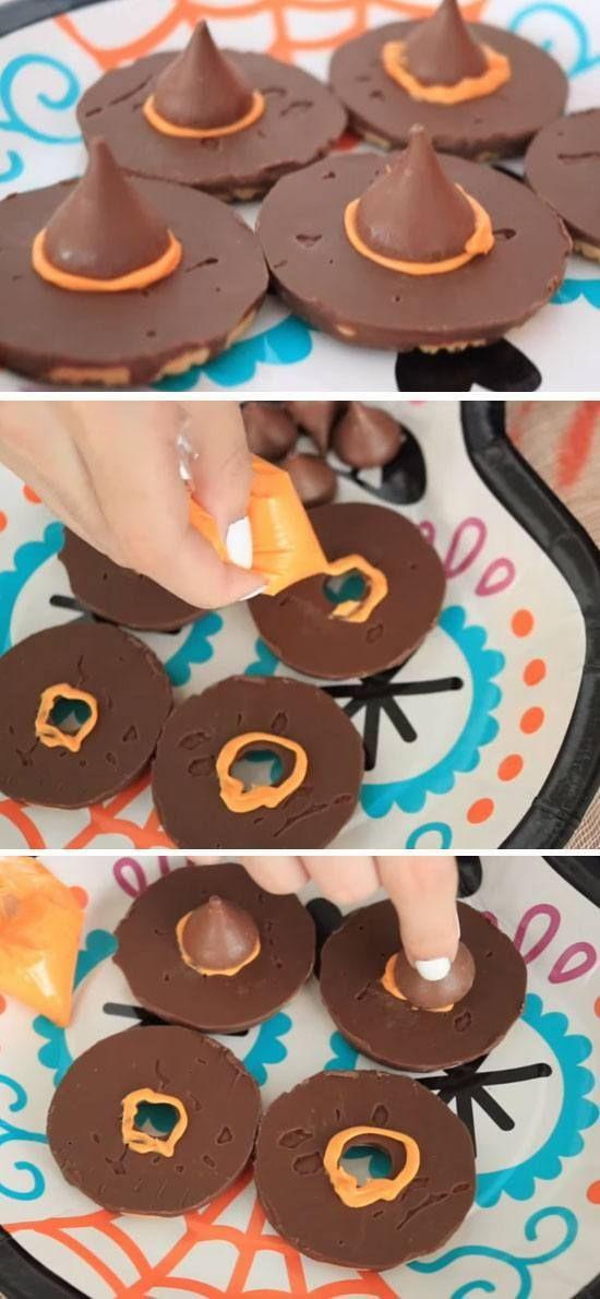 19 DIY Halloween Party Ideas for Teens Pinterest Witch hat - halloween party ideas for teenagers