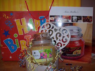 My Dream Sample Box Inc.: GIVEAWAY TIME! Birthday Cake Mia Bella ...