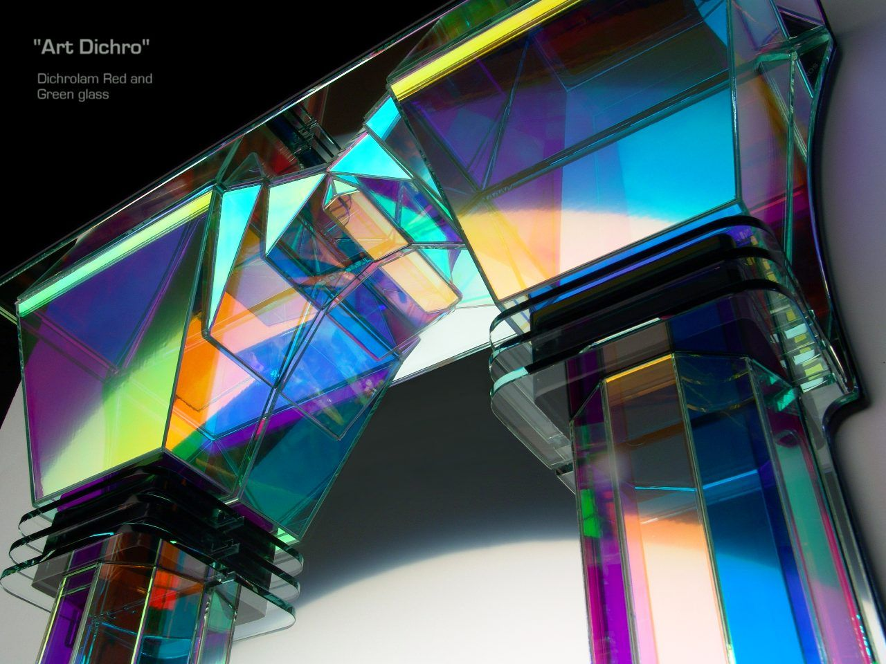 Architectural glass design changing color glass for Architectural glass art