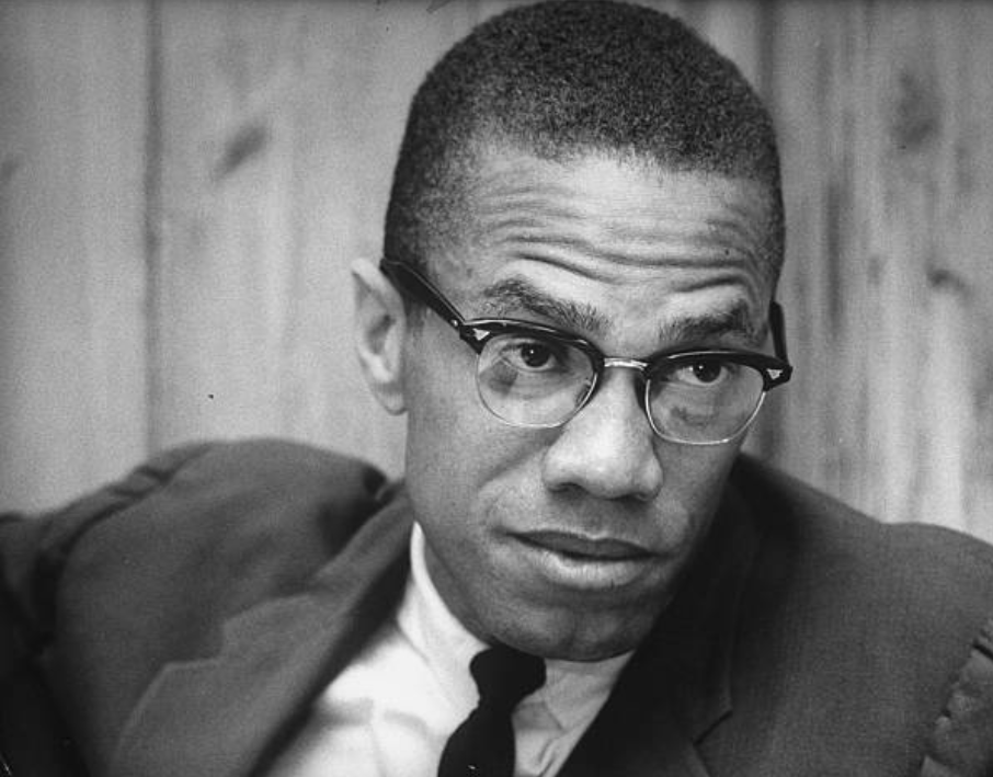 Malcolm X Announcing He Has Left The Nation Of Islam On March 8 1964 Malcolm X Planned To Create A Black Nationalist Party Malcolm X Black Power History Icon