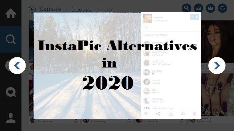 InstaPic Alternatives in 2020