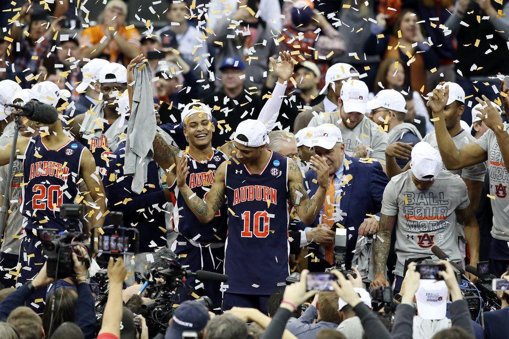 Auburn Makes Its First Final Four by Beating Kentucky