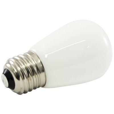 American Lighting Llc Frosted E26 Medium Led Light Bulb Bulb