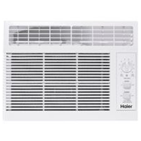Haier 5,000 BTU Mechanical Air Conditioner, QHV05LX, White ... on