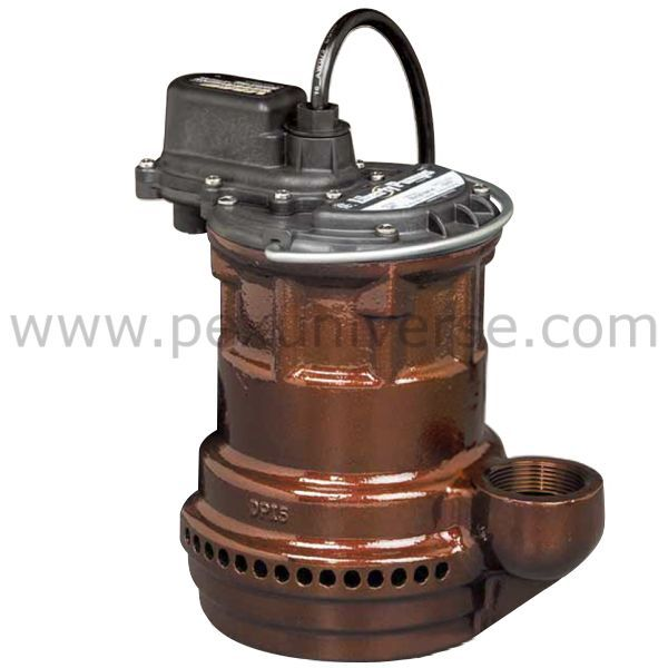 Manual Sump Pump 10 Cord 1 4 Hp 115v Submersible Sump Pump Submersible Pump Sump