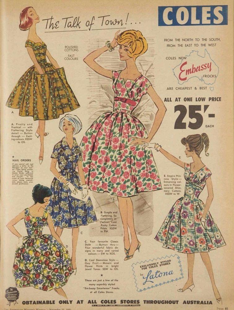 Fifties style dresses australia