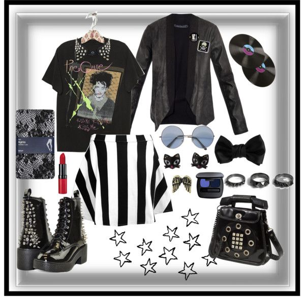 """""""Cure Club Night"""" by pray-for-rain on Polyvore"""