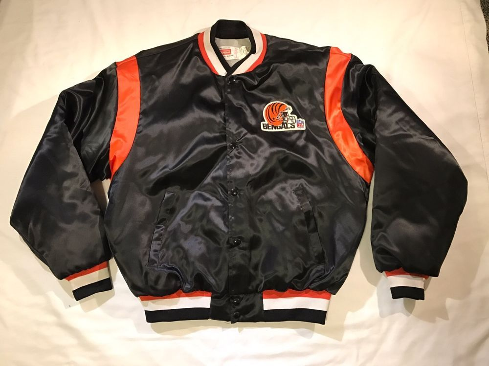 Cleveland Browns Large Vintage Owens/Corning Fiberglass Snap Up Coat #Champion #ClevelandBrowns