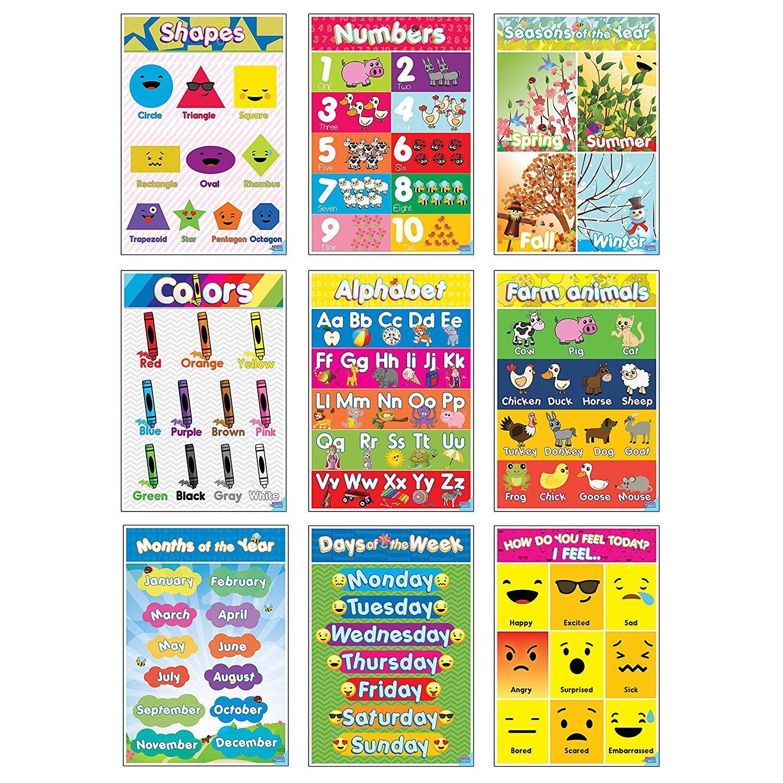 Preschool Worksheets Walmart