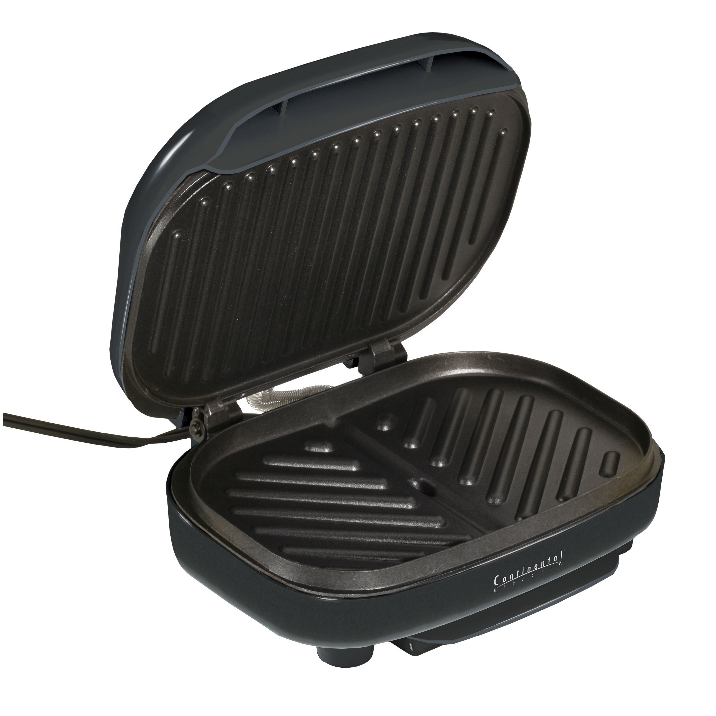 Slap Two Burgers On This Electric Countertop Grill For Grilled Taste Without Venturing Into The Outdoors This