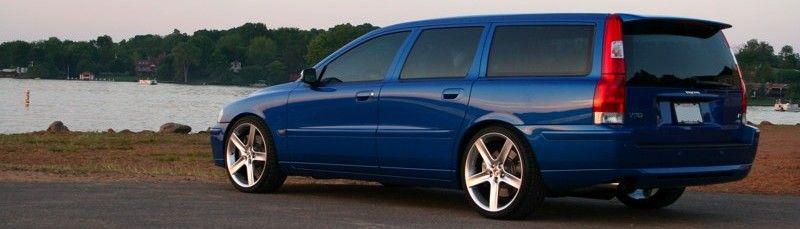 Volvo V70R | Alfa & Volvo | Pinterest | Volvo v70r, Volvo and Volvo