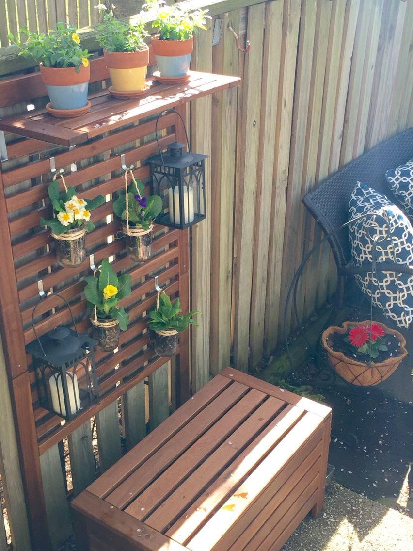 Spring is in the air! Love what we did with our IKEA