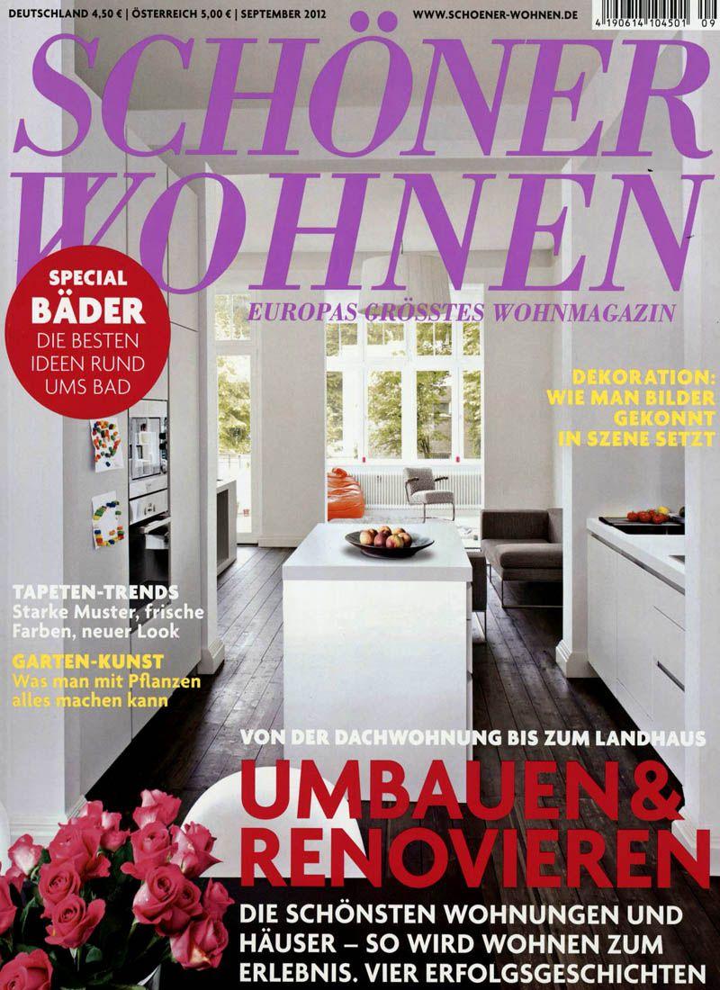 Schoner Wohnen 9 2012 Schoner Wohnen