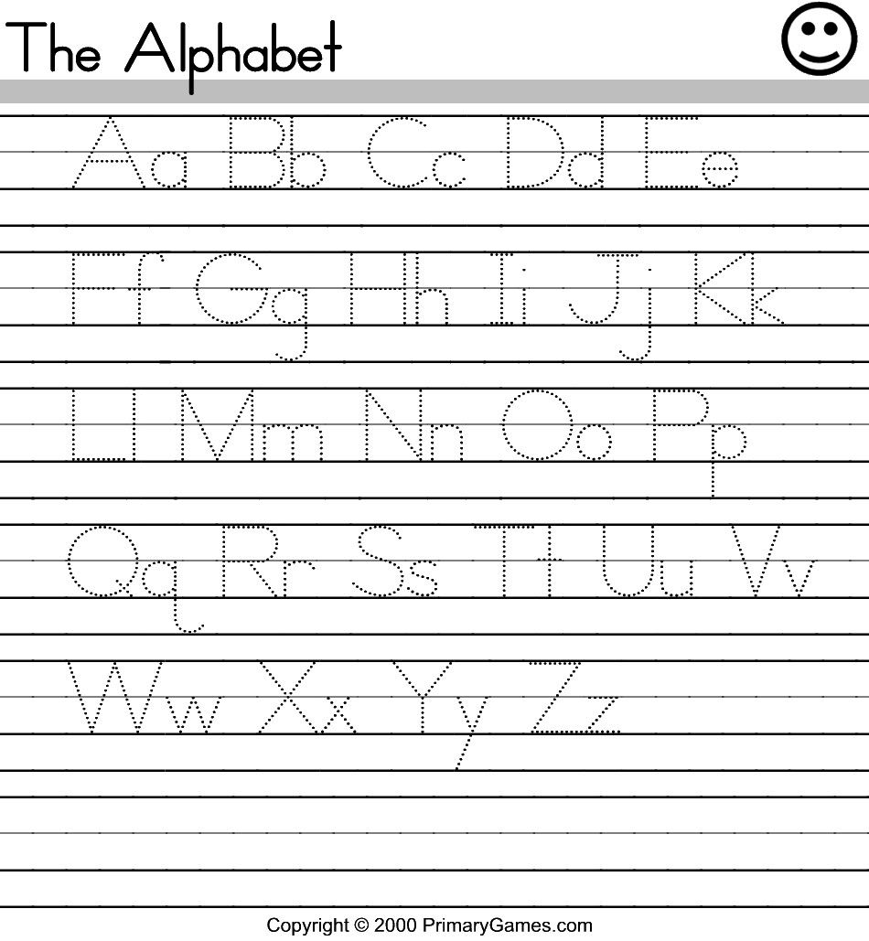 Free printable coloring sheets alphabet - Alphabet Color Worksheets Free Printable Coloring Pages Alphabet Worksheet Abc Activity Sheets Printable Coloring Books