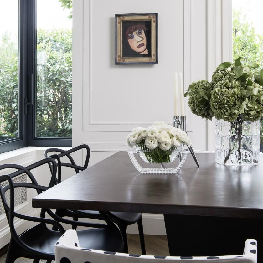Kartell U Shine.A Fashionable Life In The Pic Master And Mademoiselle