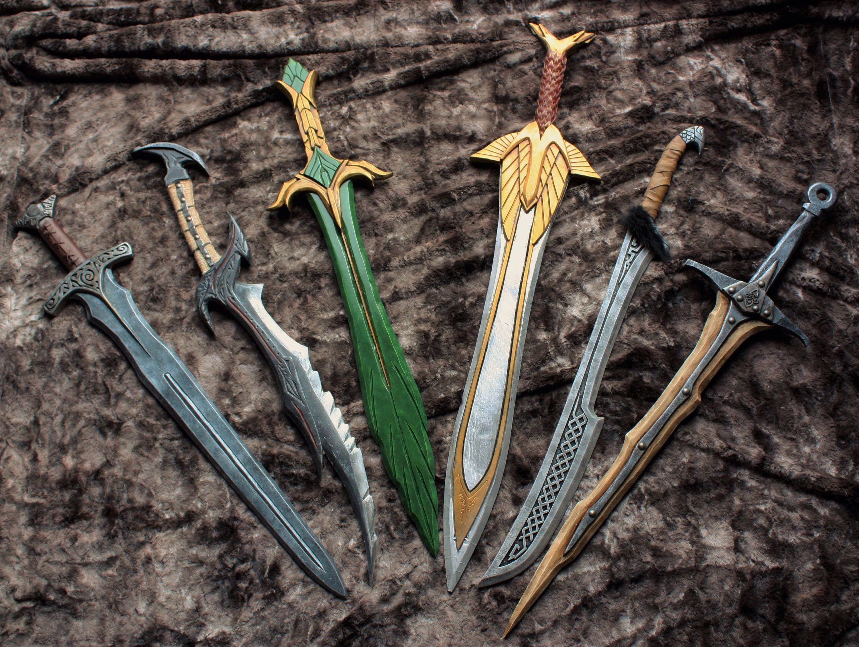 лучшие образцы мечей фото ближайшее время
