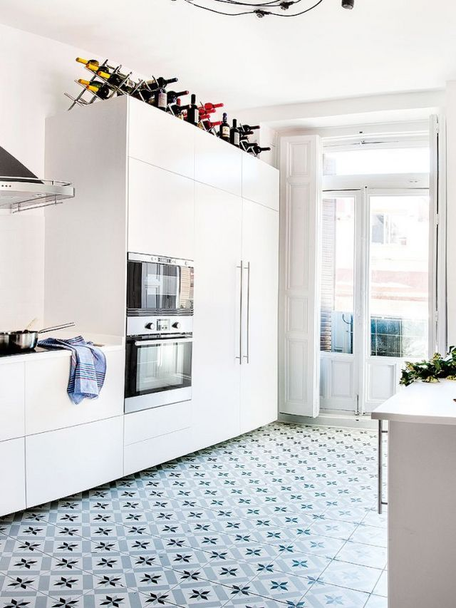 Un appartement entre vintage et classique planete deco a homes world
