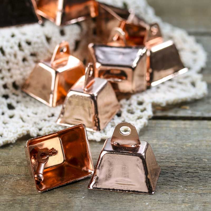 Small Copper Cowbells For The Future Mrs Pinterest