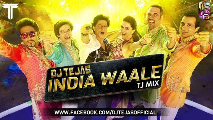 india waale happy new year dj tejas httpwww