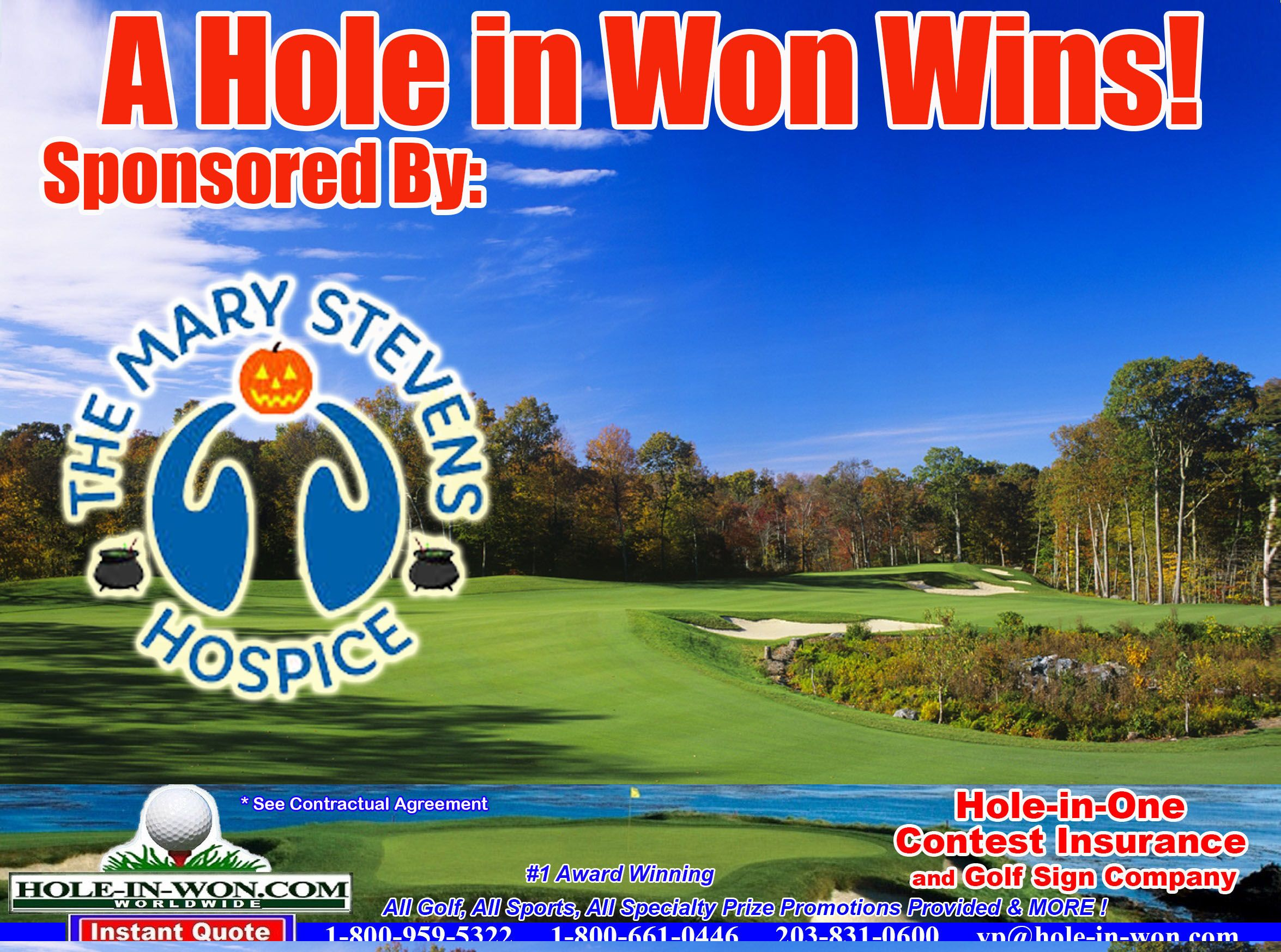 Hole In One Insurance Putting Contest Ideas For You Charity Golf