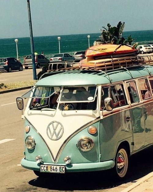 The Surf Slab Vw Vwcampervan Vwbus Volkswagencampervan Campervan In 2020 Vintage Vw Bus Hippie Van Volkswagen Bus