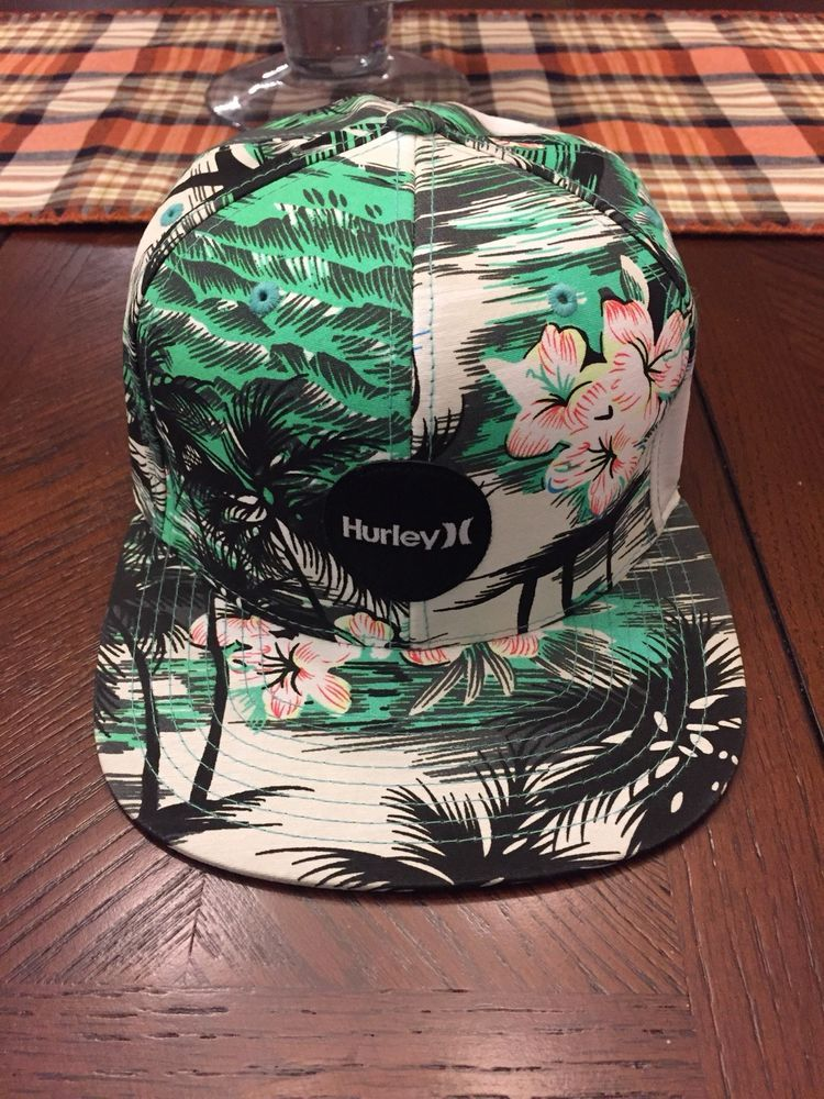 bd3e89cb2cb ireland hurley jjf aloha hats 016ca 4ceff  amazon hurley hawaiian surf  baseball cap adjustable snapback fashion clothing b7da7 a1981