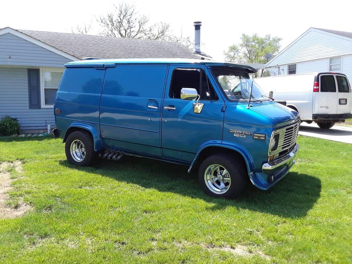 Pin by cagdesign on 70s Chevy Vans | Custom vans, Van ...