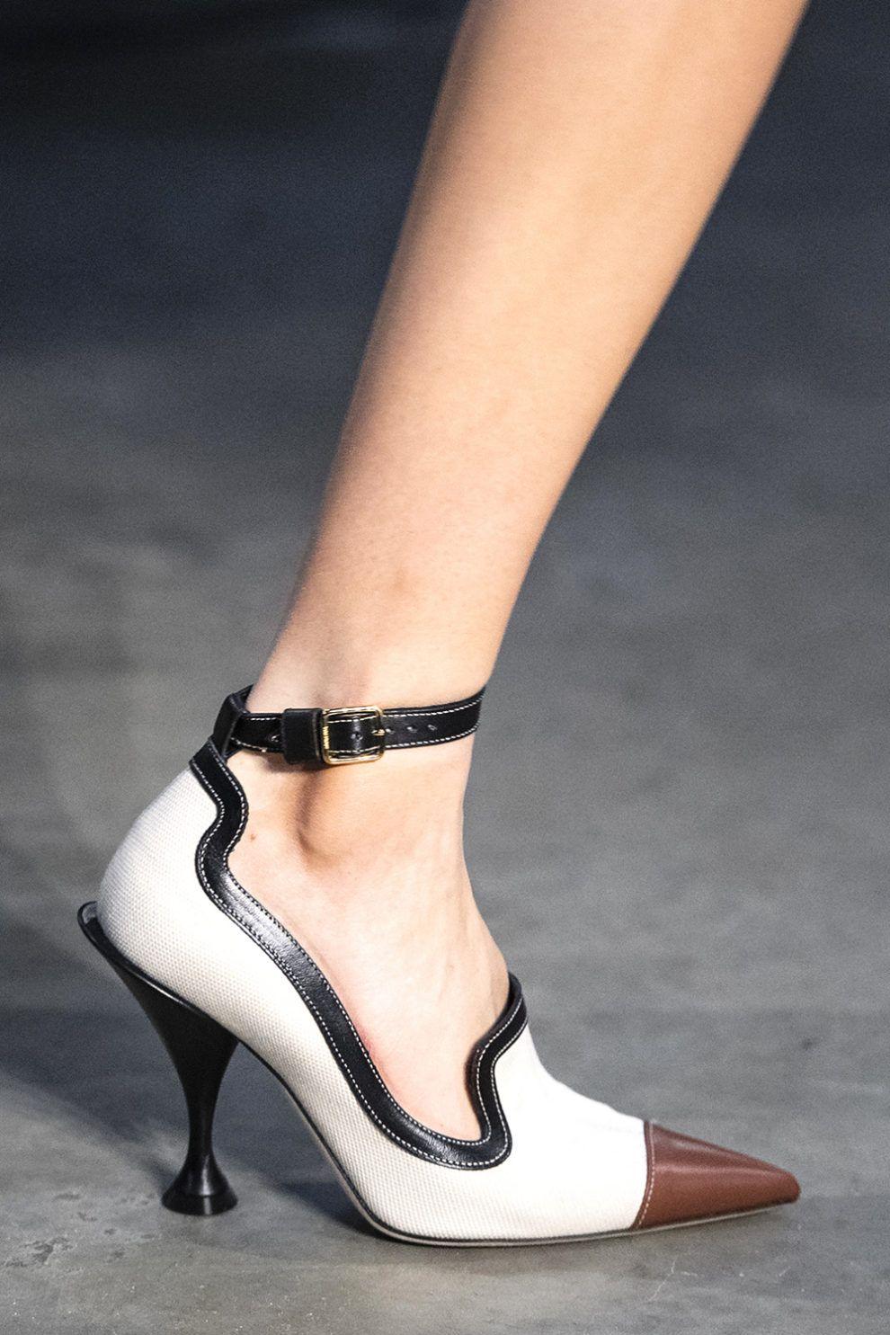 50 лучших пар обуви Недели моды в Лондоне | Недели моды в ...