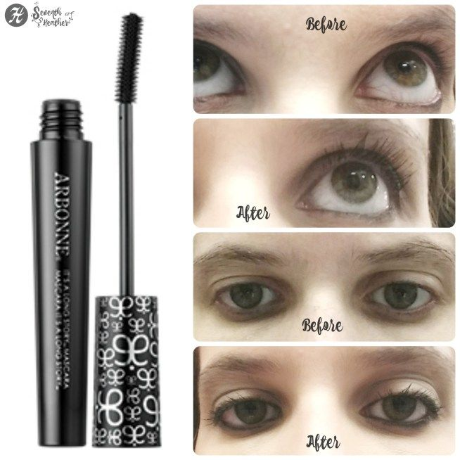 fa14fbdb8f3 It's a long story mascara before after. click to read more.. | It's ...