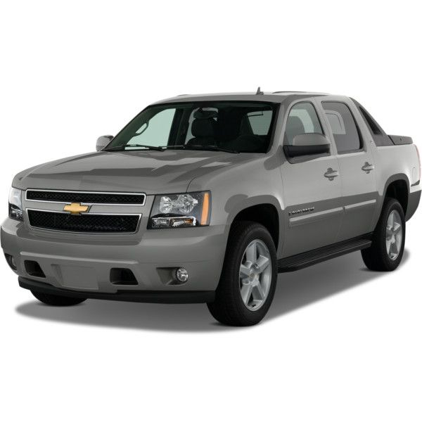 2013 Chevrolet Avalanche Ls Black Diamond Edition 4wd 4dr Extended