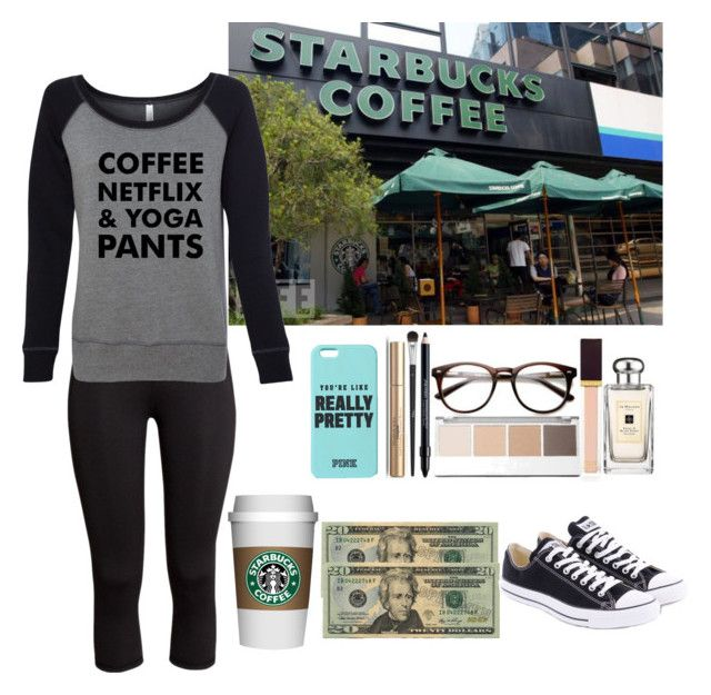 """Coffee run"" by courtneyawesome333 ❤ liked on Polyvore"
