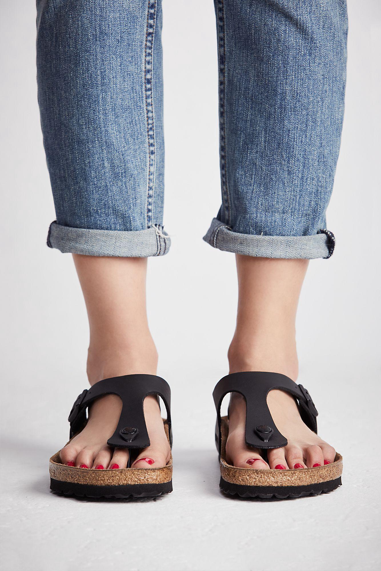 Gizeh Birkenstock Sandal by Free People | Birkenstock