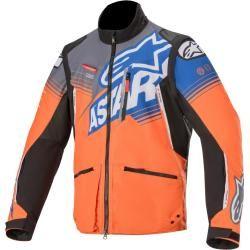 Alpinestars Venture R Motocross Jacke Grau Orange L AlpinestarsAlpinestars