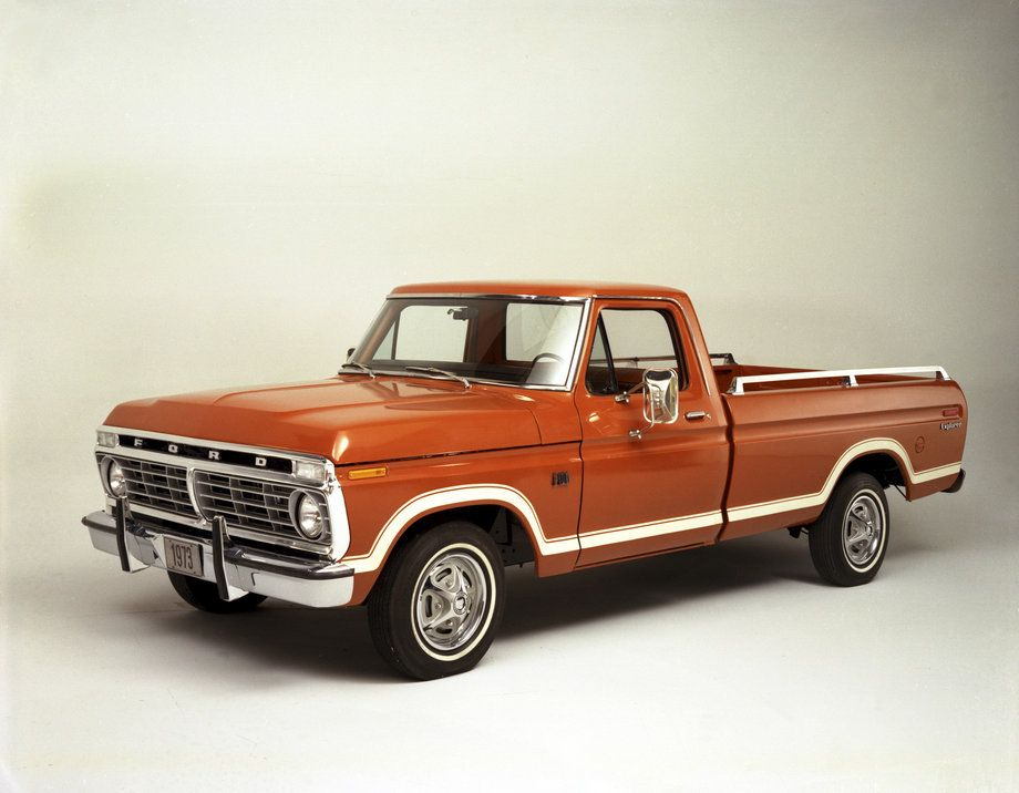 History Of The Ford F 150 Classic Ford Trucks Ford Trucks Ford