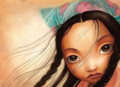 Elina Ellis Illustration: Benjamin Lacombe